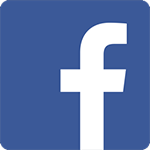 Facebook Logo, which links to our Facebook Group