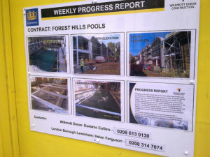 Progress Report by Forest Hill Society on Flickr, used under a CC-BY license